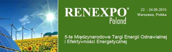 Renexpo Poland 2015
